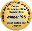 STC WDCB Online Communication Competition Best of Show Emblem
