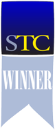 STC International Competition award ribbon for Winner