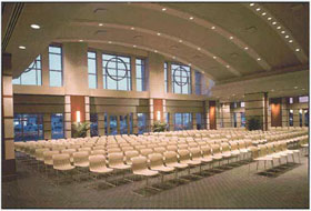 photo of the NRECA conference center